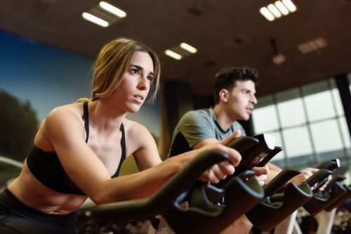 Peloton cost, in-home cycling